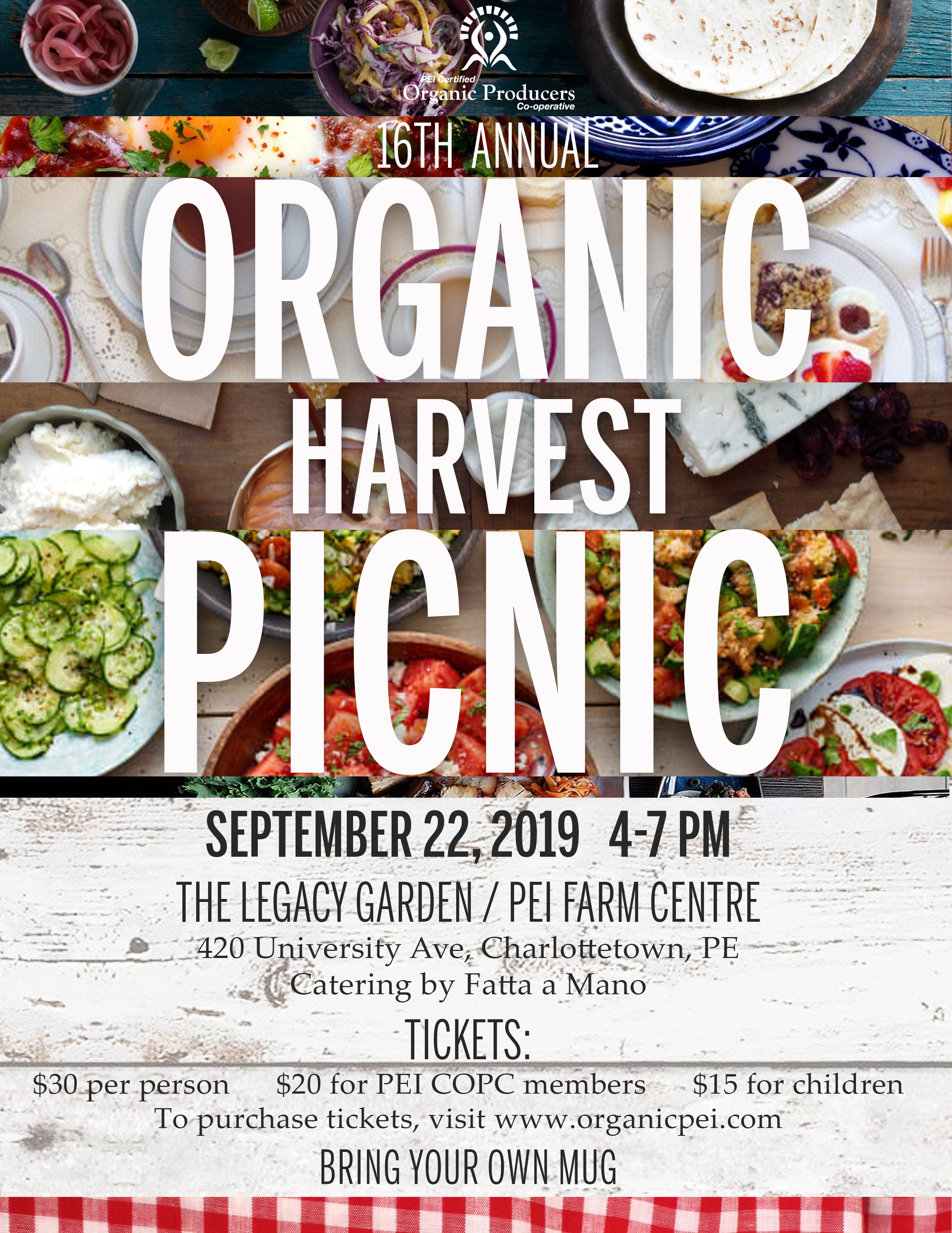 PEI Certified Organic Producers Cooperative – Producer Based